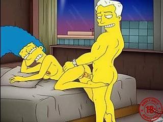Порно мама пик ап симпсон