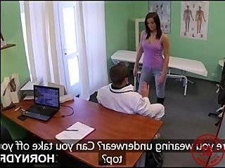 Пикап в кабинете доктора